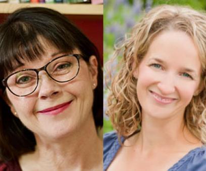 Lecia Cornwall and Stephanie Marie Thornton