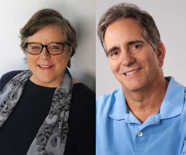 Rocky Lang & Barbara Hall