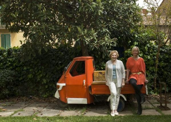 Frances Mayes & Ondine Cohane