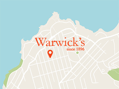 Visiting Warwicks Map